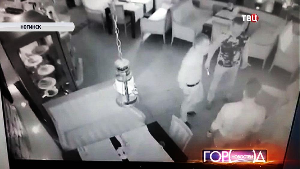 Потасовка в ресторане в Ногинске