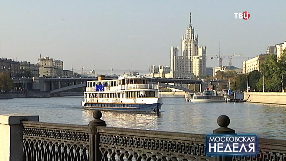 Навигация на Москве-реке