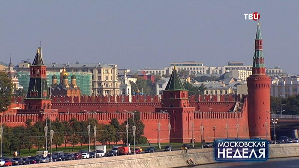 Московский Кремль — Википедия