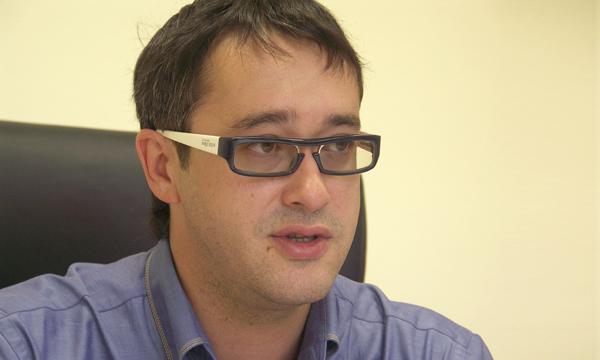 Председатель Мосгордумы VI созыва Алексей Шапошников