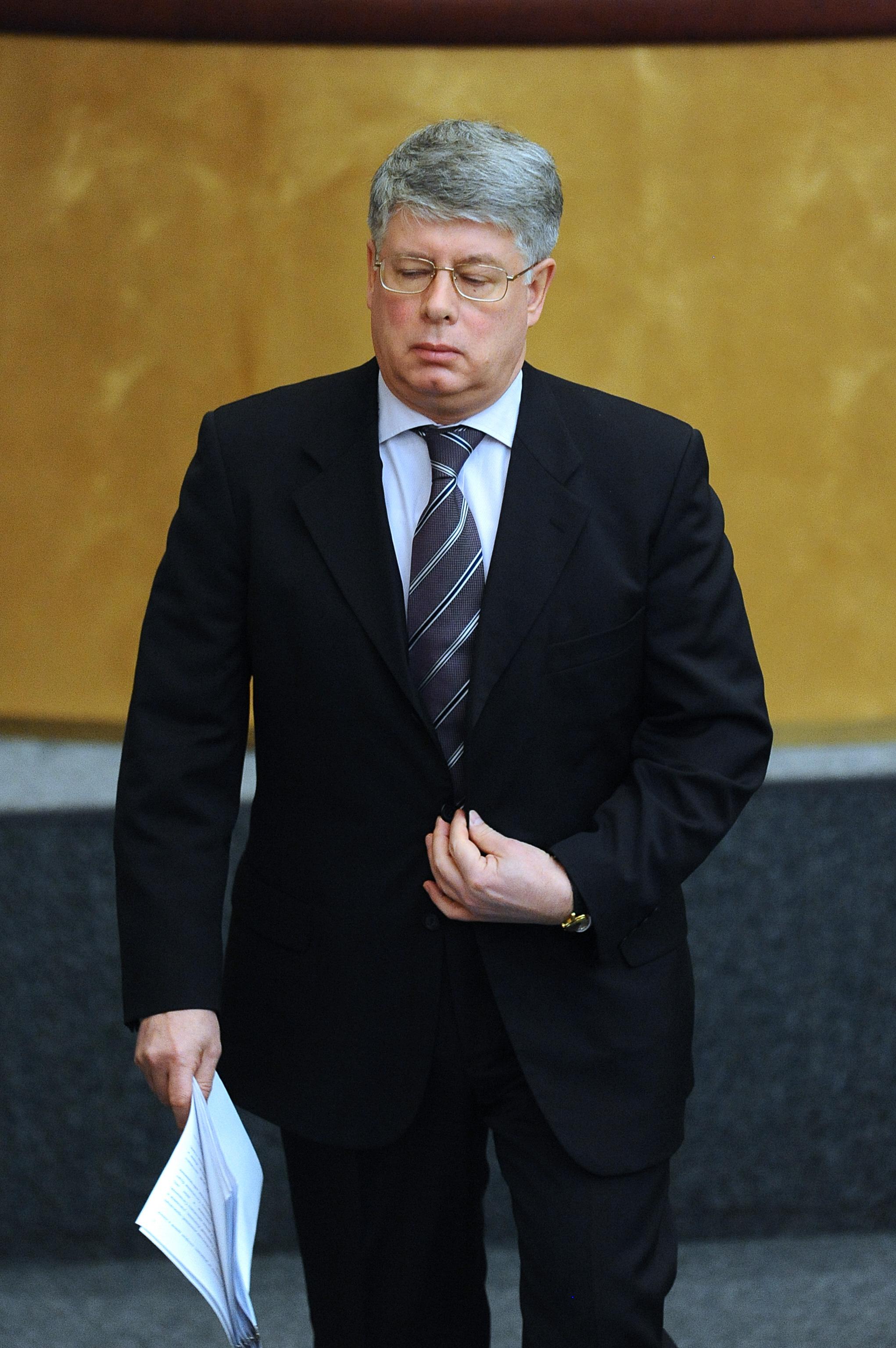 Алексей Бородавкин