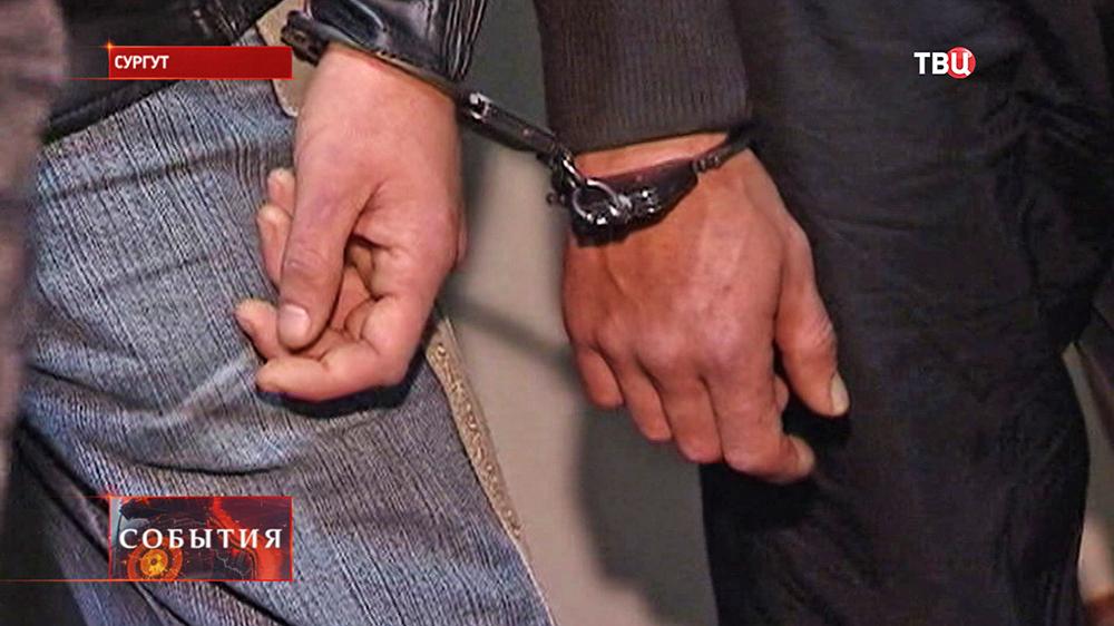Задержанные производители наркотиков