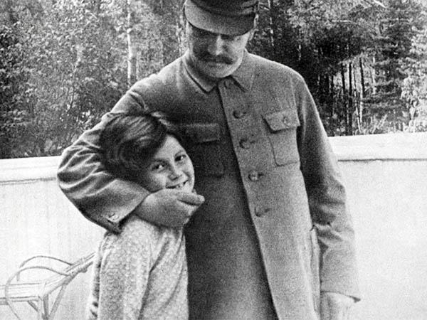 Знакомство сталина с аллилуевой