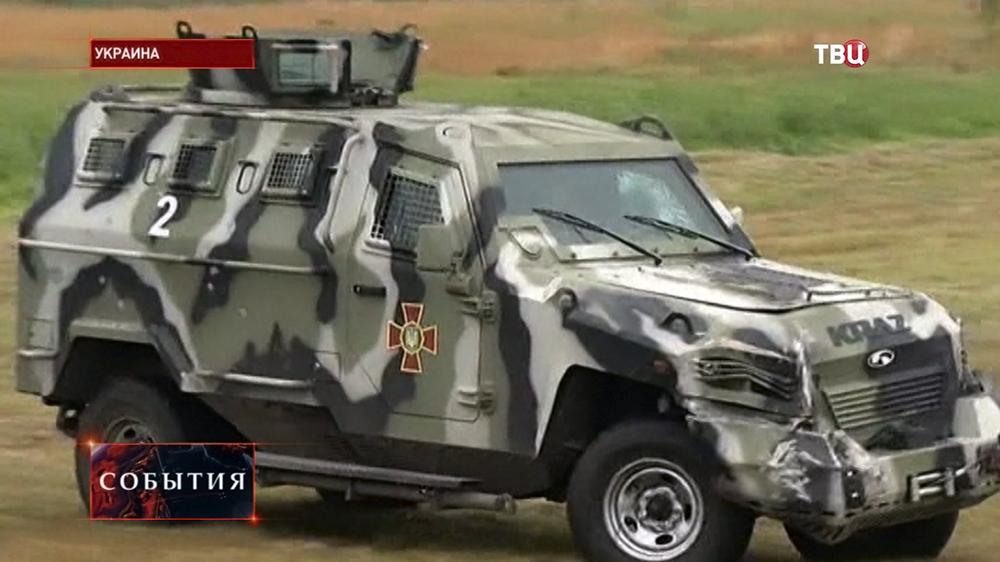Новая военная техника украинской армии