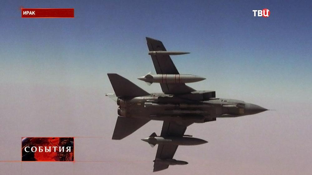 Истребитель над Ираком