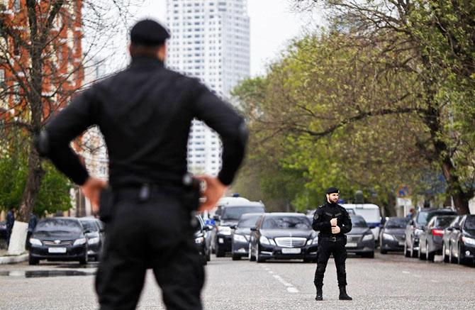 Спецподразделение в Чечне