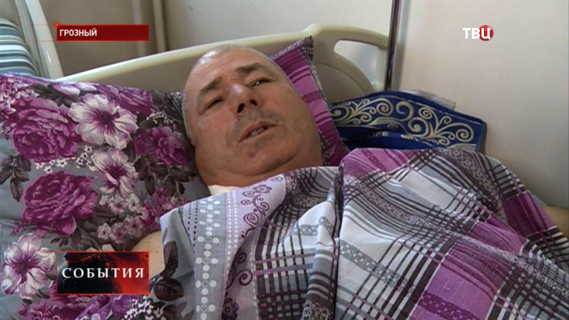 Главный врач Республиканской клинической больницы скорой помощи Мурад Дудаев