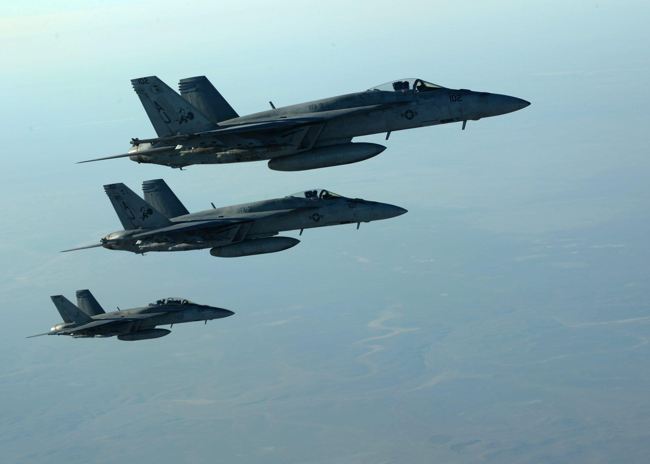 Истребители ВВС США