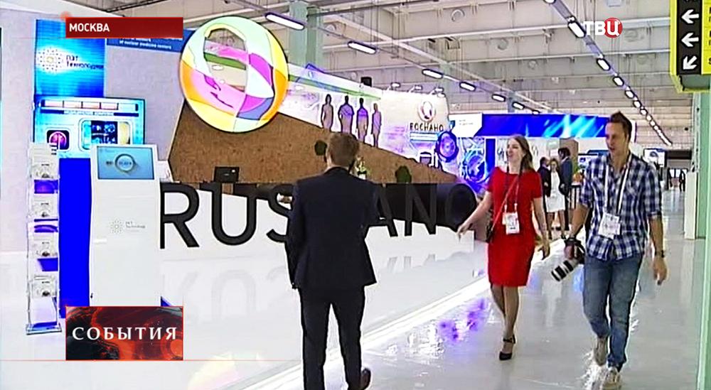 """Работа международного форума """"Открытые инновации"""""""