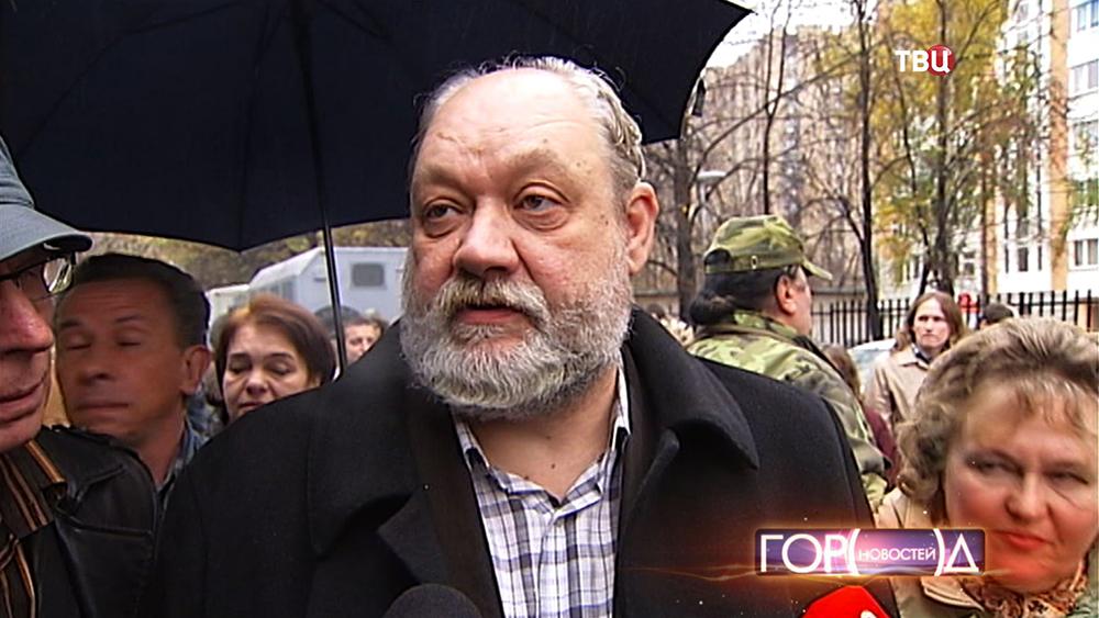 Отец националиста Даниила Константинова