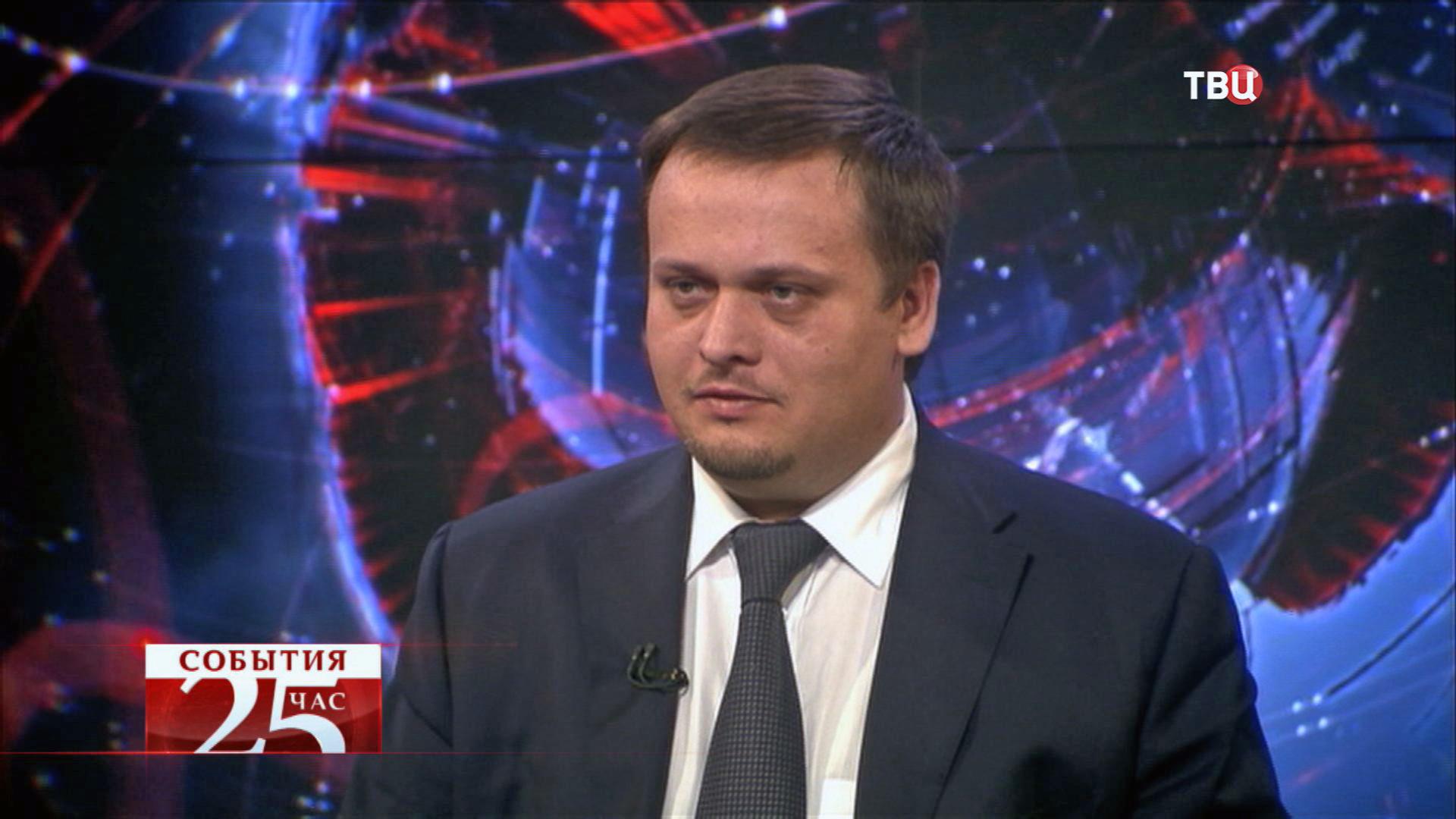 Генеральный директор Агентства стратегических инициатив, Андрей Никитин
