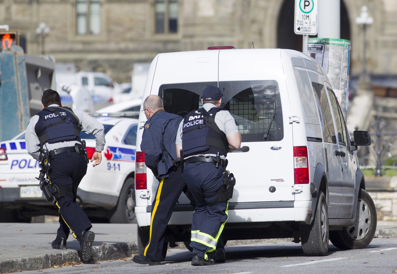 Стрельба в Канаде