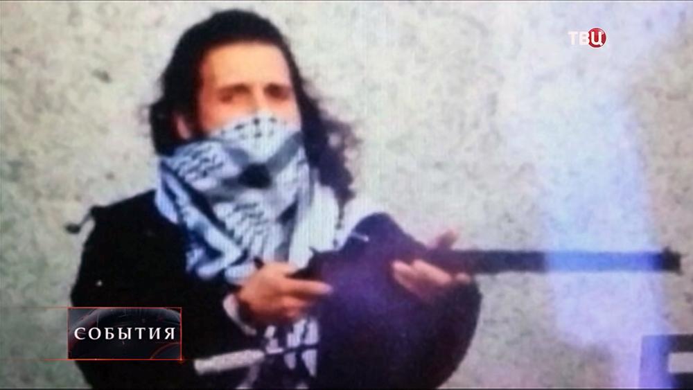 Зехаф-Бибо, устроивший стрельбу в Оттаве