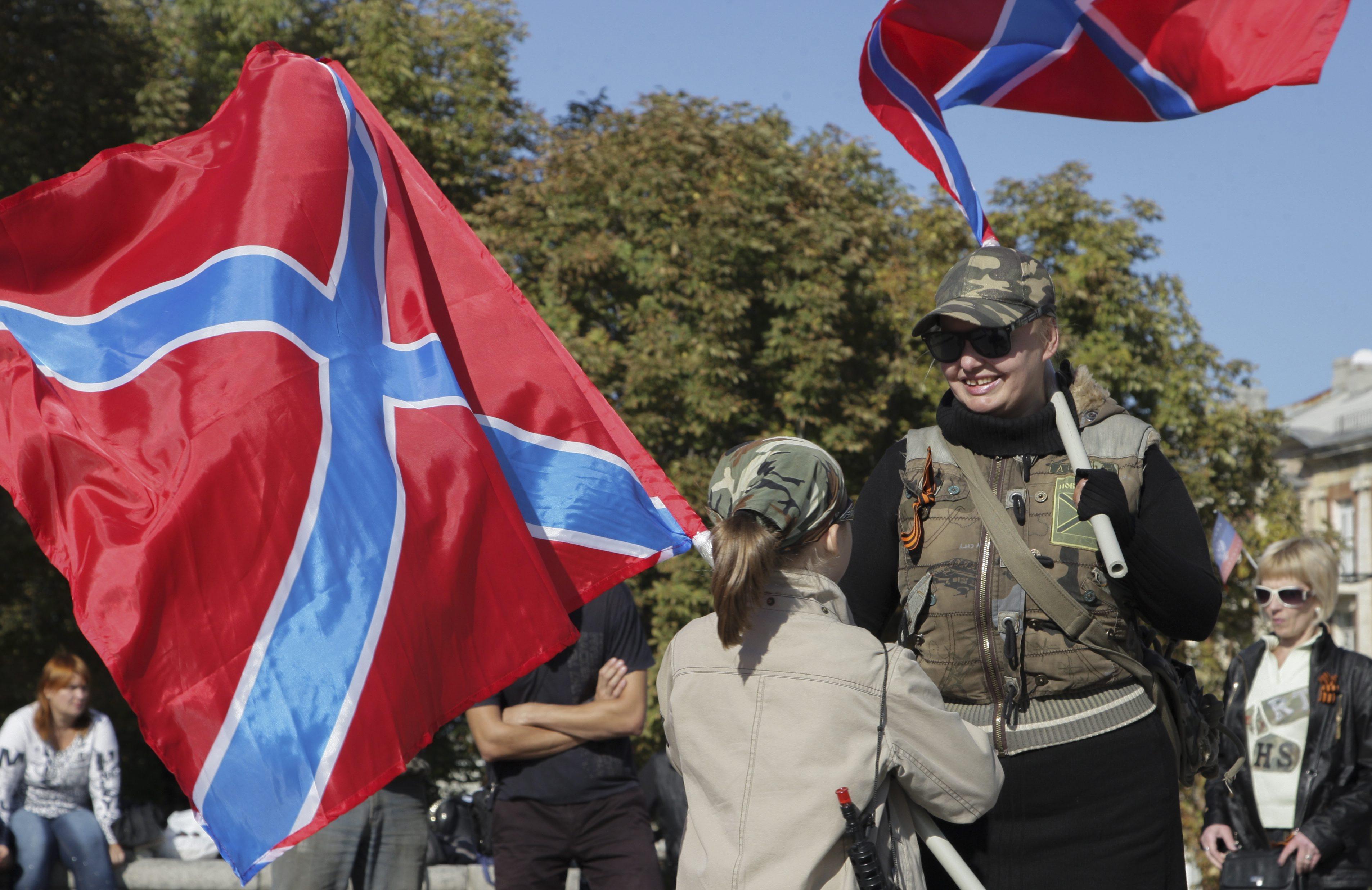 Подготовка к выборам в ДНР