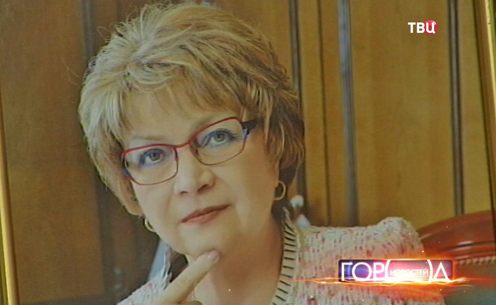 Вице-спикер Госдумы Людмила Швецова