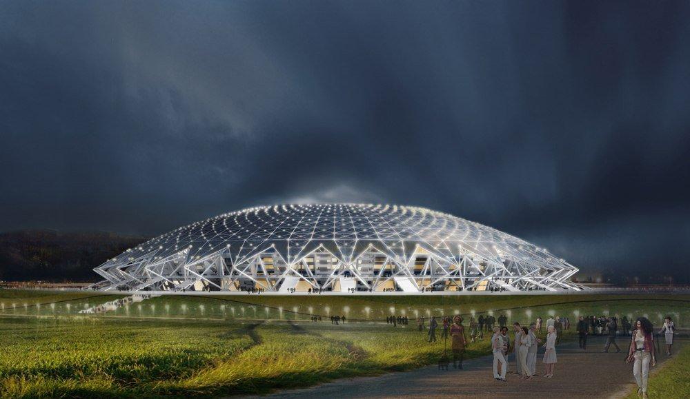 Чемпионат проект 2018 самара мира стадион