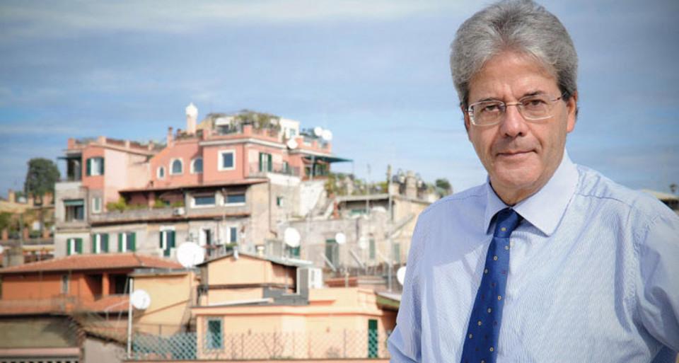 Глава МИД Италии Паоло Джентилони