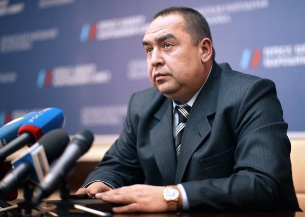 плотницкий игорь луганск биография