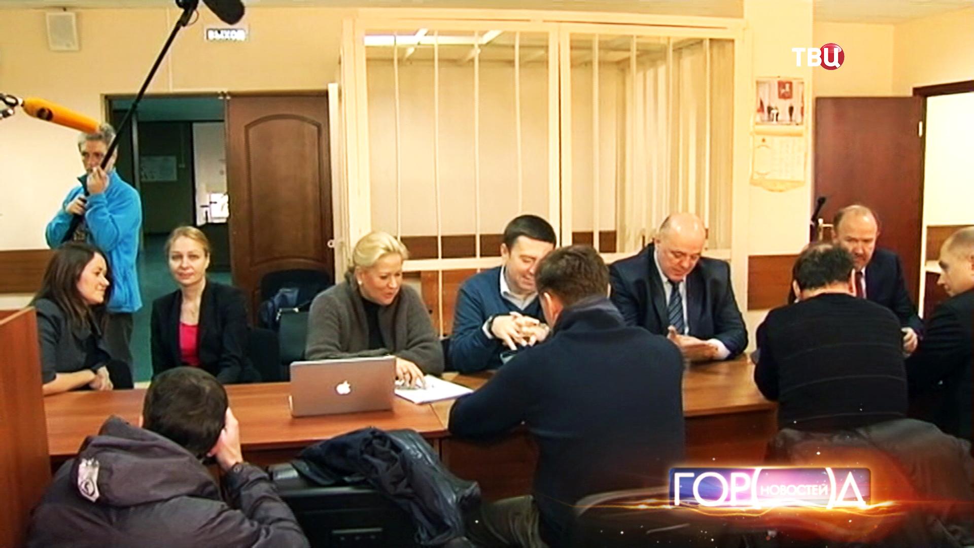 """Судебный процесс по делу """"Оборонсервиса"""""""