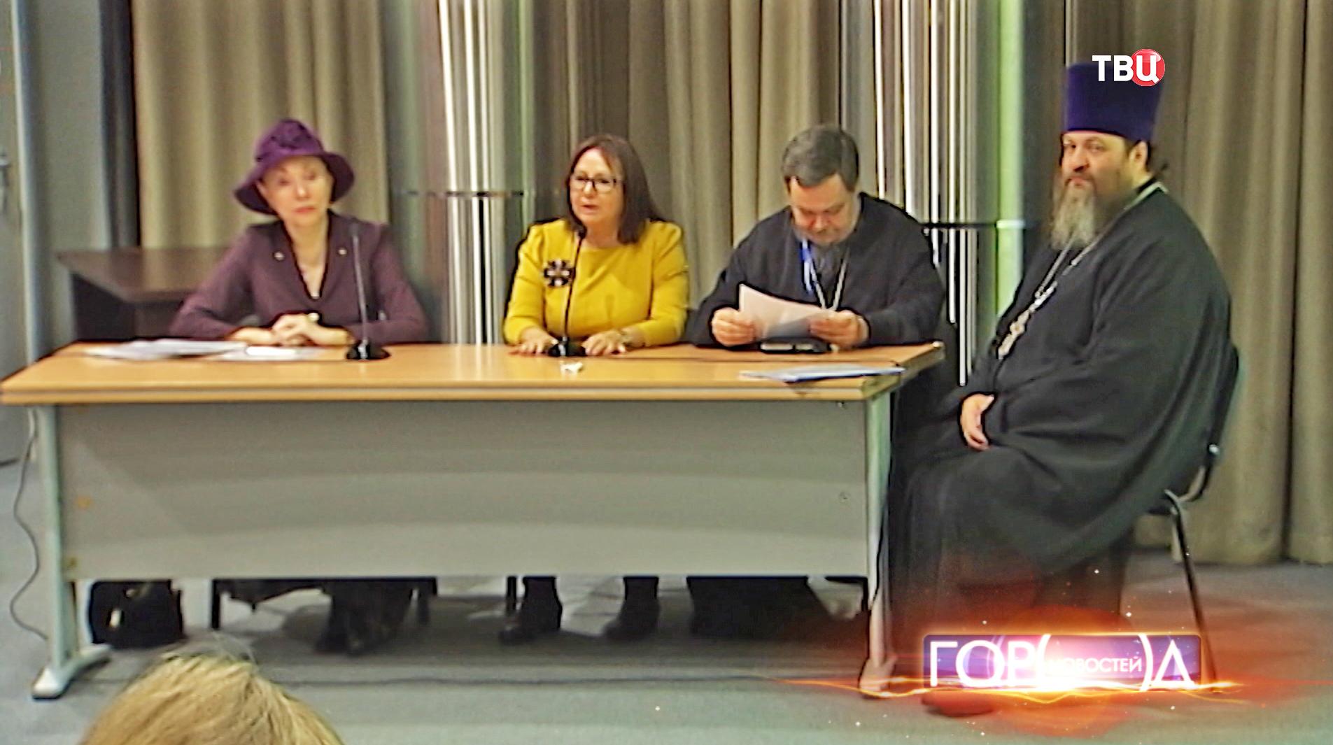 Конференция, посвящённая  85-ой годовщине  разрушения  Вознесенского женского монастыря