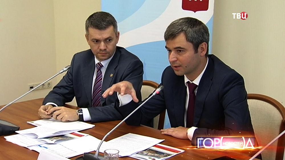 Начальник Государственной инспекции по контролю за использованием объектов недвижимости города Москвы Сергей Шогуров