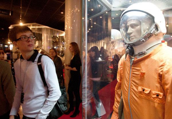 Музее космонавтики