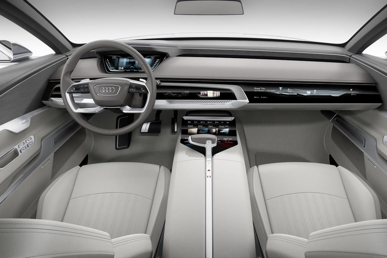 Audi Prologue на автосалоне