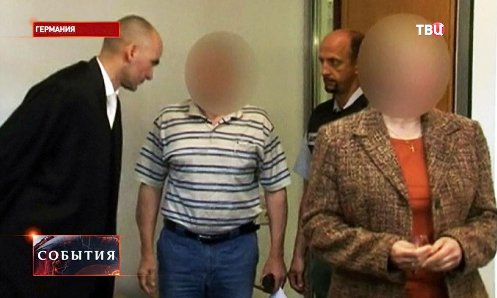 Осуждённые супруги Аншлаг за шпионаж в пользу России