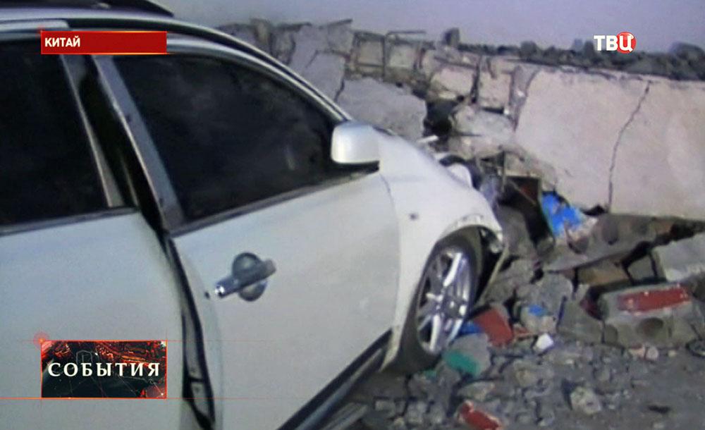Десятки людей пострадали от землетрясения в Японии и Китае