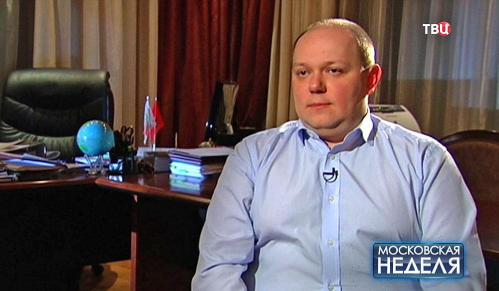 Директор Московского городского фонда обязательного медицинского страхования Владимир Зеленский