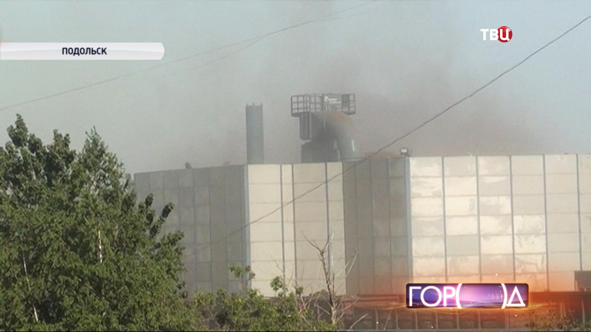 Завод по переработке металла