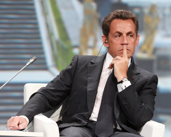 Николя Саркози