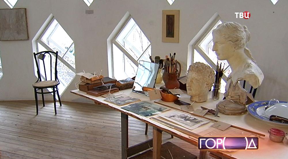 Дом Мельникова открылся для посетителей