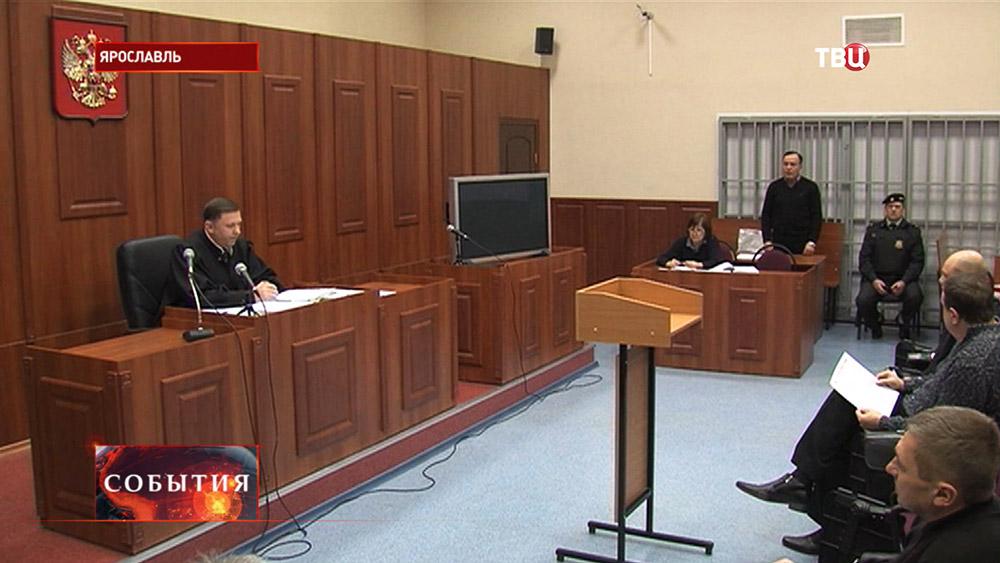 Суд по делу о крушении самолёта ЯК-42 в Ярославской области