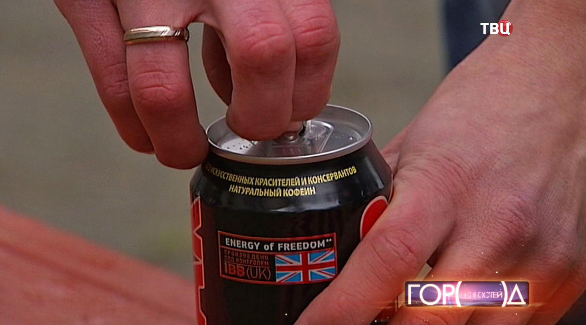ФАС потребует разрешить реализацию алкоэнергетиков повсей РФ...