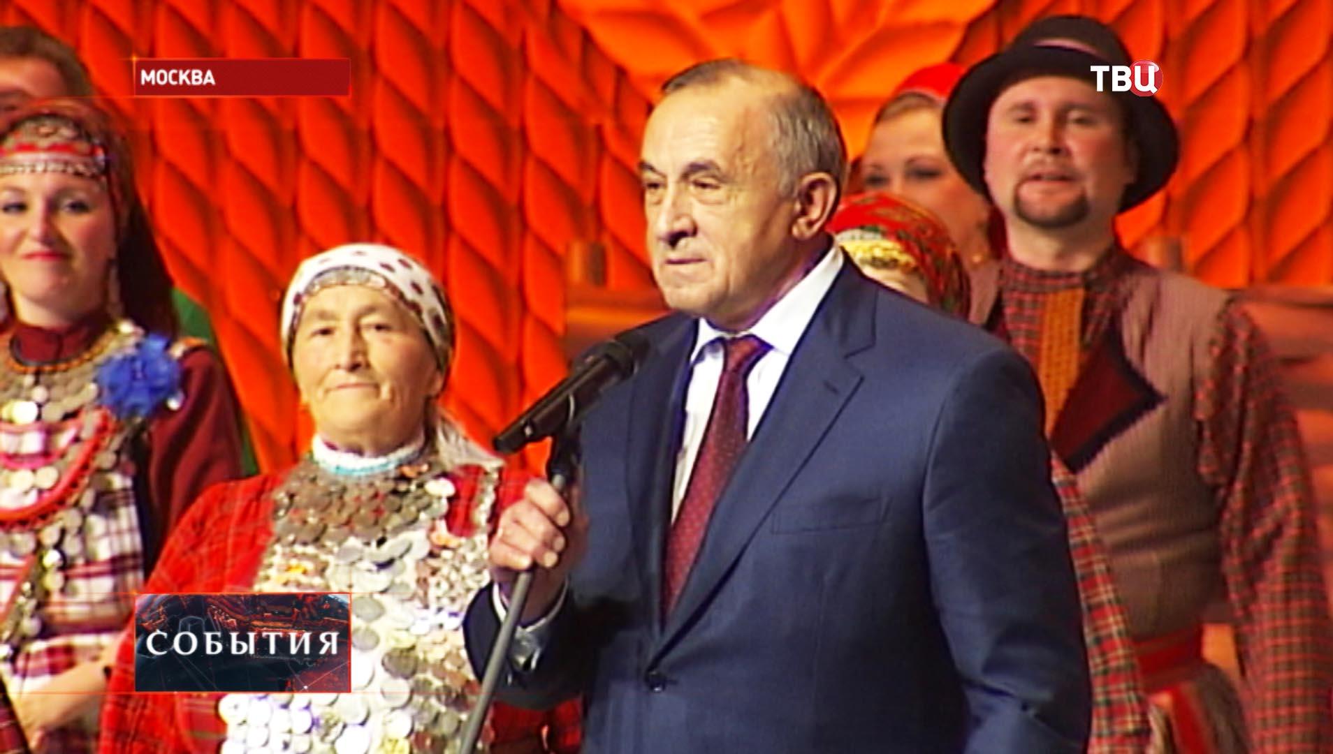 Глава республики Удмуртия Александр Соловьев