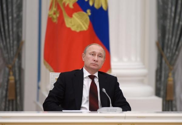 Президент России Владимир Путин проводит в Кремле совещание по вопросу повышения эффективности деятельности государственных компаний