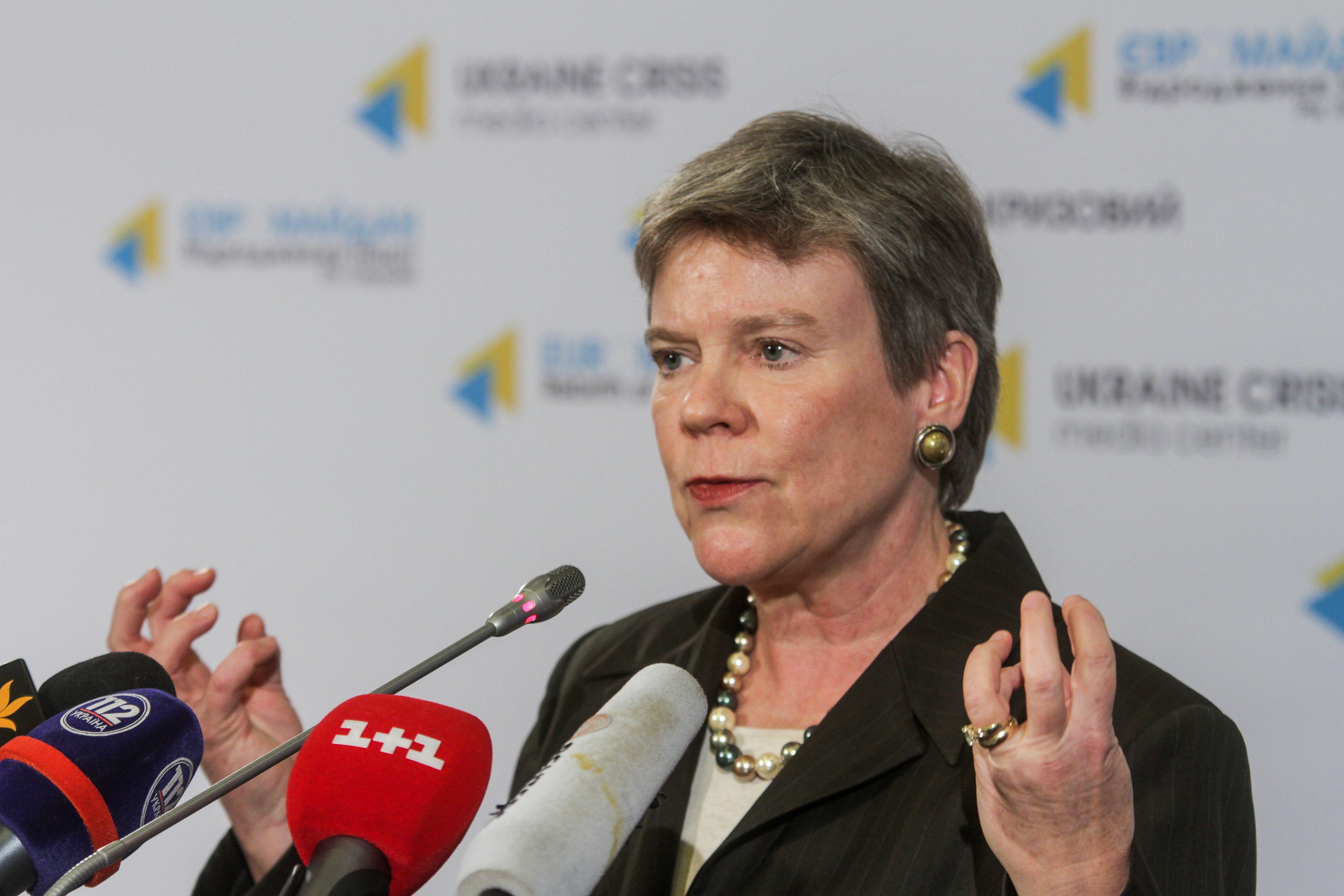 Заместитель госсекретаря США Роуз Готтемюллер