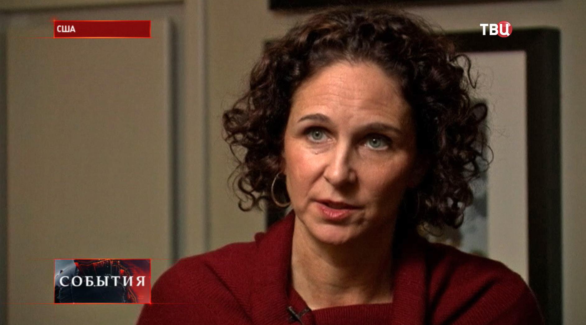 Сотрудник правозащитной организации Humans Rights Watch Лаура Питтер