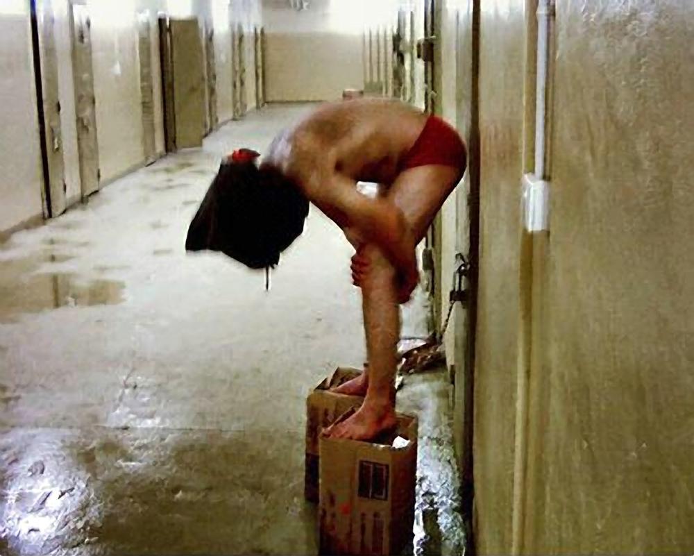 Пытки в американской тюрьме