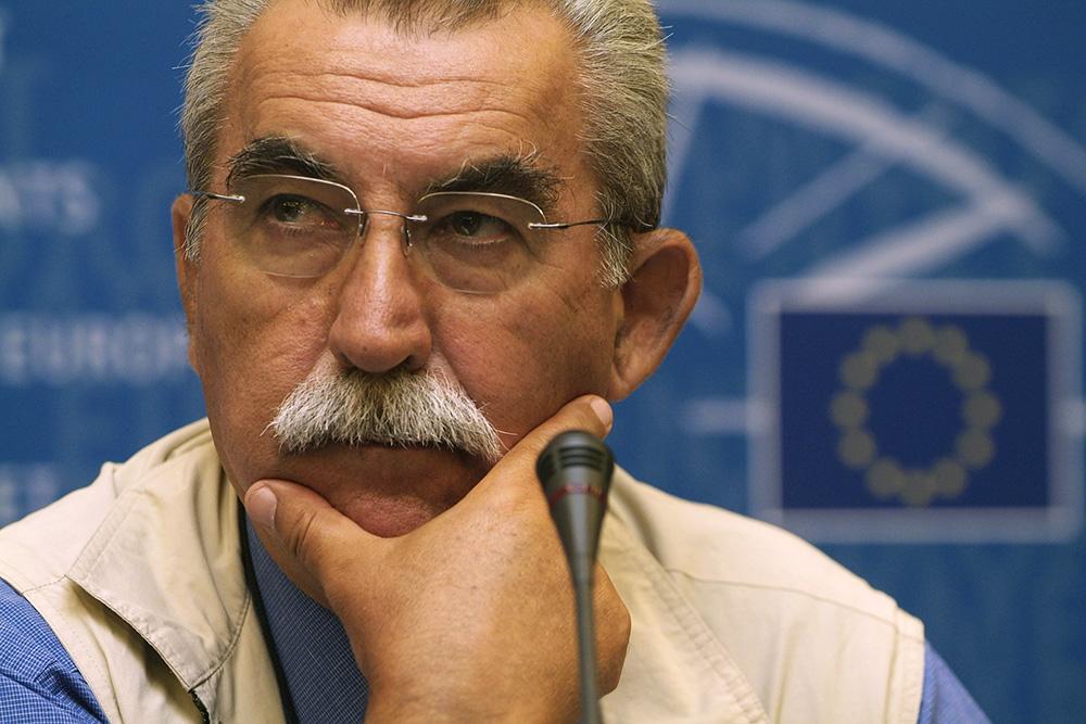 Журналист Джульетто Кьеза