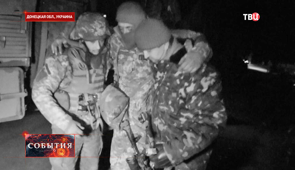 Обмен пленными между Киевом и ДНР