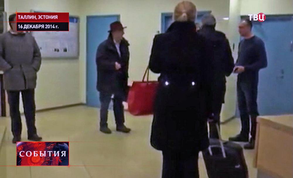 Итальянский журналист Джульетто Кьеза задержан в Эстонии