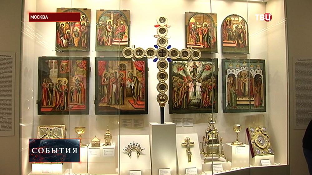 Выставка в Кремле