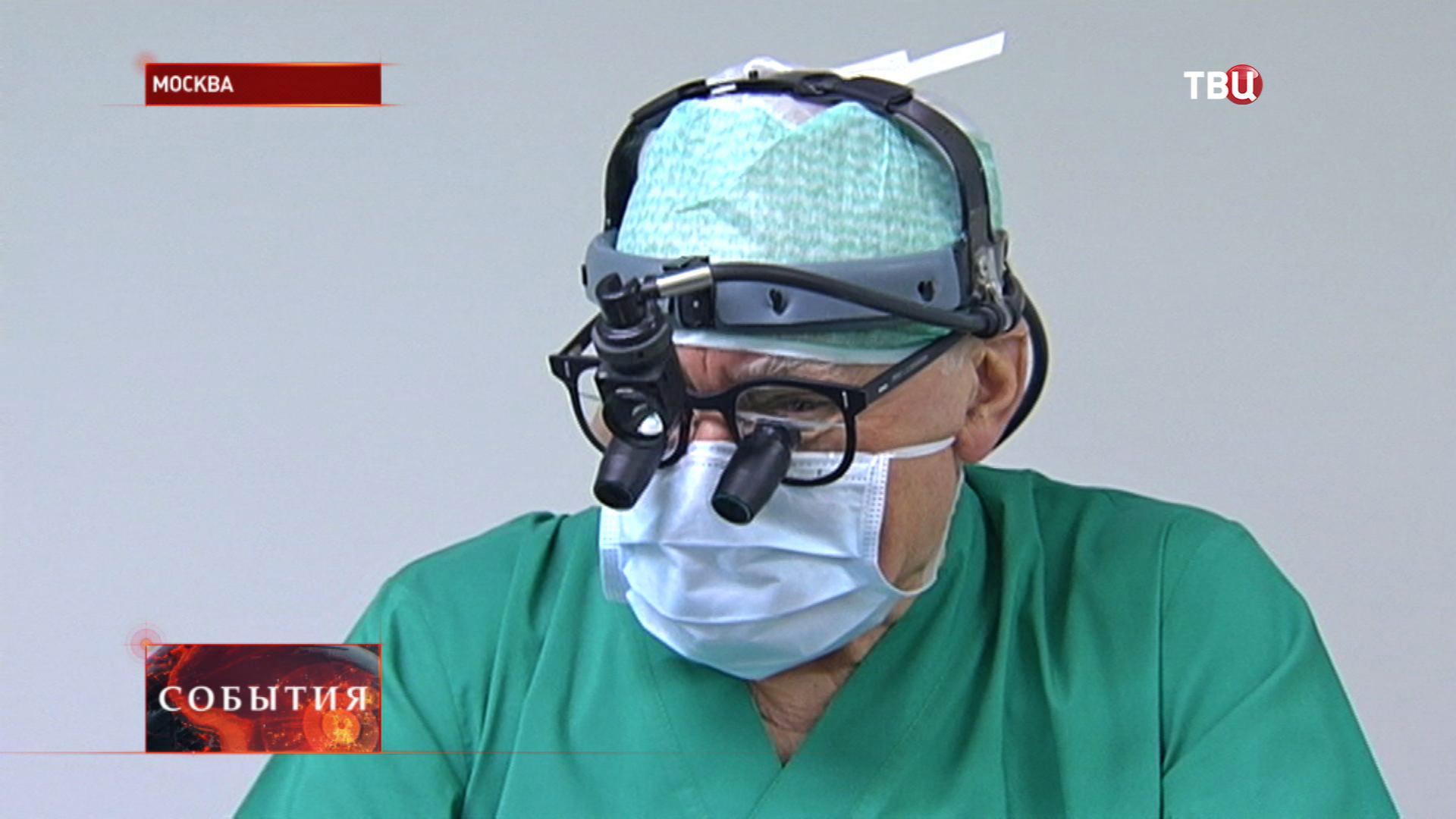 Главный кардиохирург Лео Бокерия
