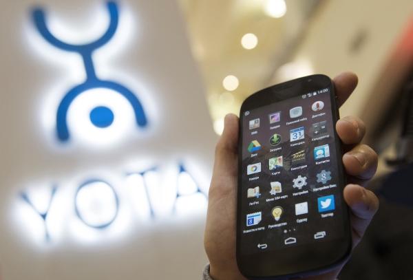 Cмартфон YotaPhone 2