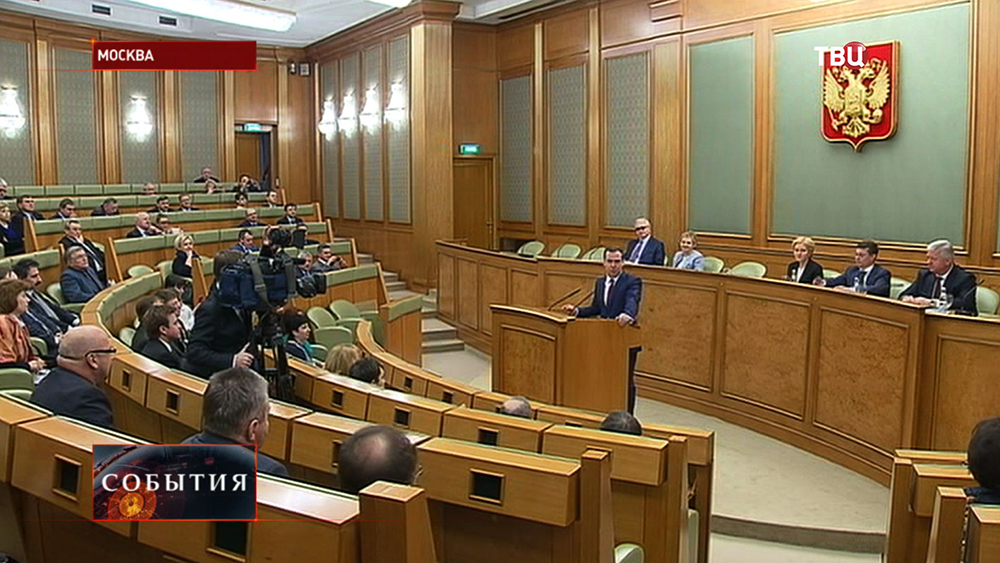 Заседания российской трёхсторонней комиссии по регулированию социально-трудовых отношений