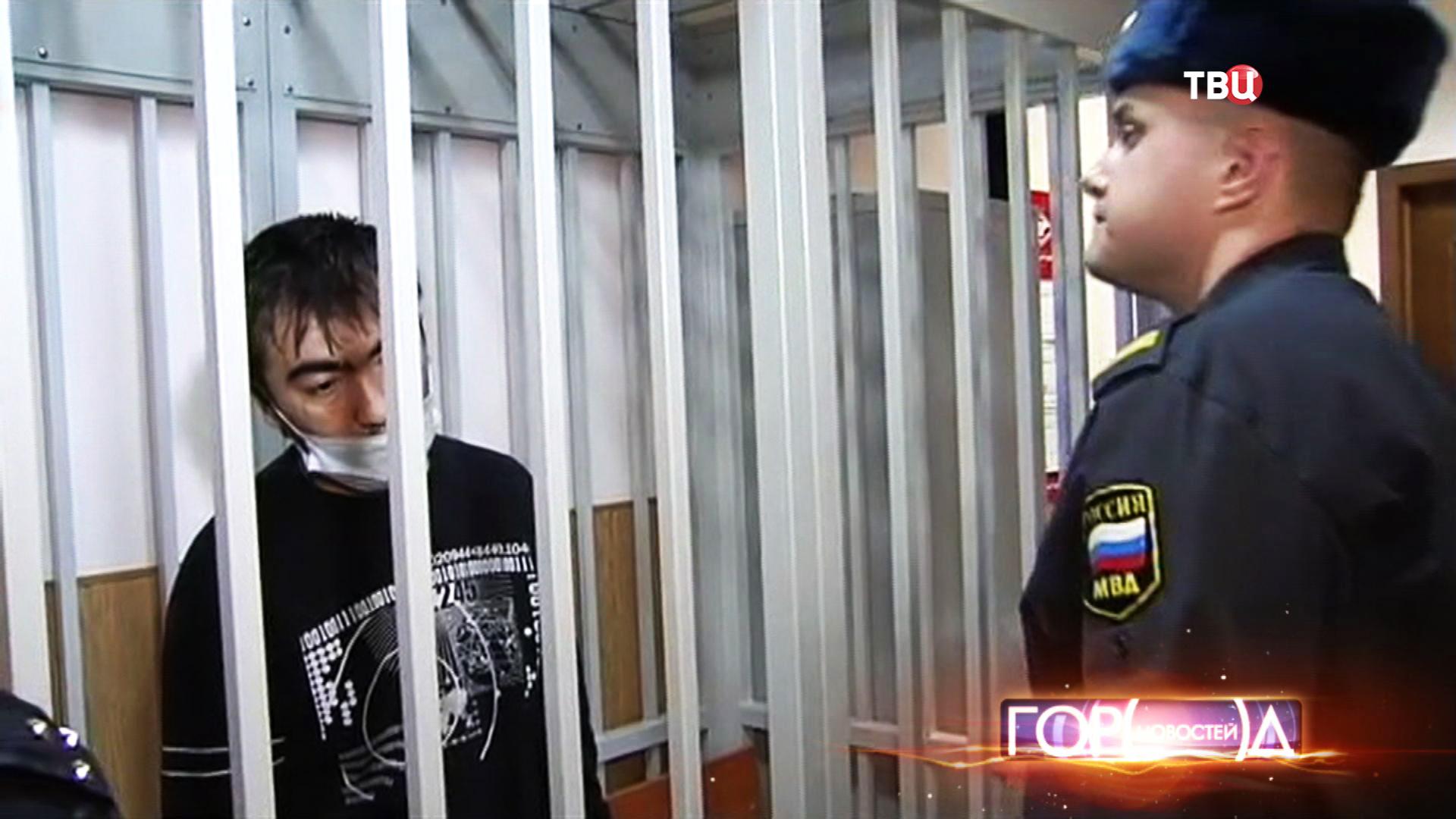 Подозреваемый под стражей