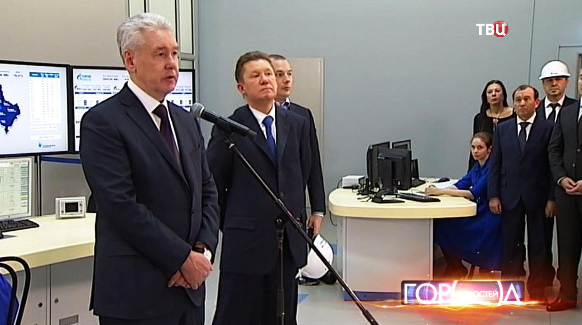 Пуск в эксплуатацию нового энергоблока ТЭЦ-16