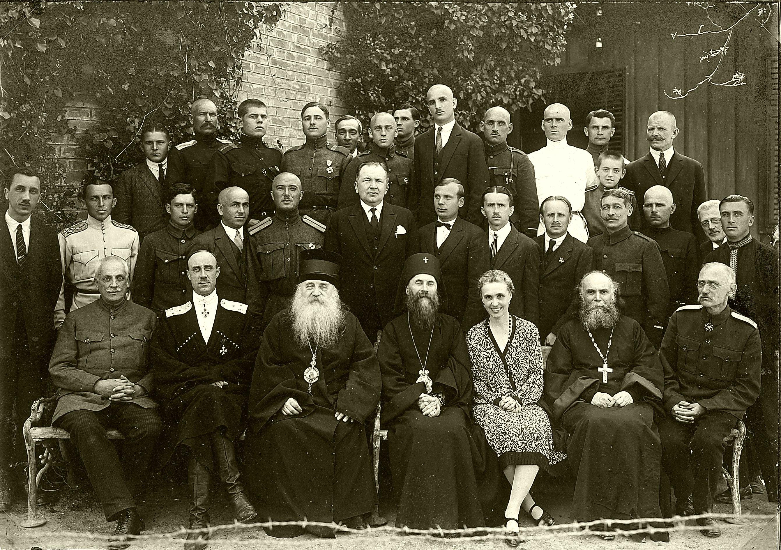 Белая эмиграция в Югославии, 1928 год